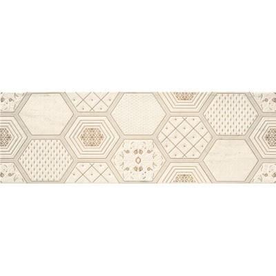 Decor Daino Duomo Ivory 25x75