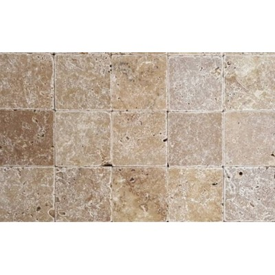 TRAVERTINE NOCE 10X10