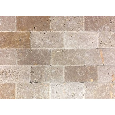 TRAVERTINE NOCE 7.6X15.2