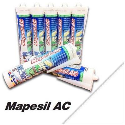 Mapesil AC 100, White, 310ml