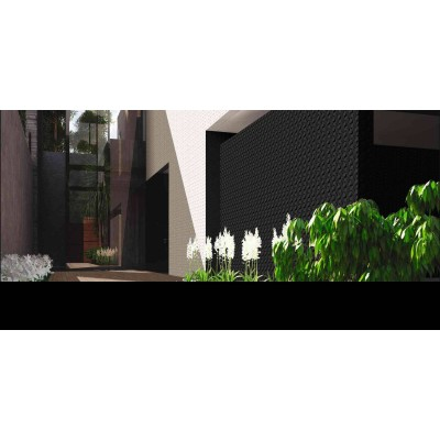 Colectia Kubik Negro 31x56