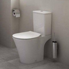 Vas Wc CONNECT AIR AQUABLADE evacuare laterala IDEAL STANDARD