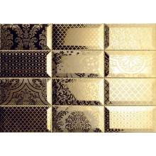 Decor York Brocado Oro 31x45