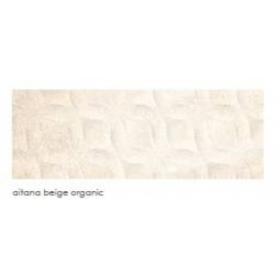 Decor Aitana Beige Organic 25x75