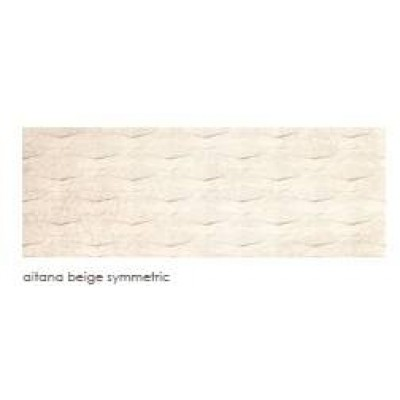 Decor Aitana Beige Symmetric 25x75